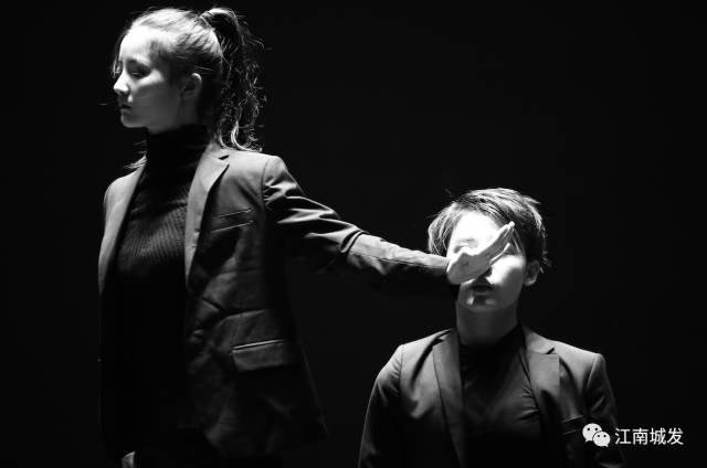 右岸现代舞蹈艺术节宣传片